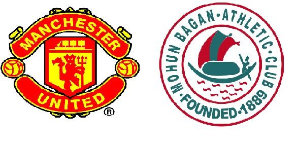 Manchester United Mohun Bagan