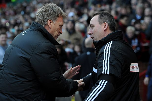 David Moyes René Meulensteen