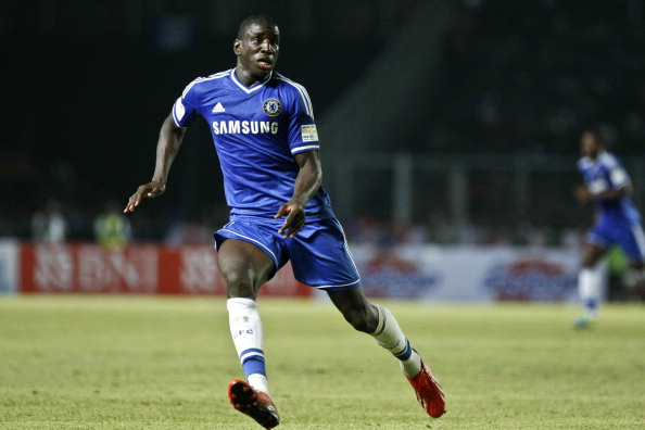 Ba has fallen out of favor at Chelsea