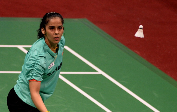 Saina confident ahead of Uber Cup challenge