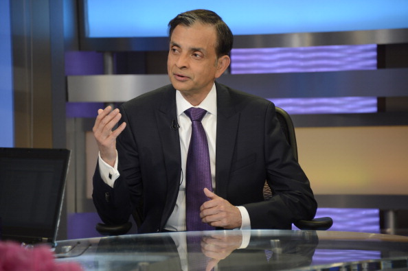Sacramento Kings majority owner Vivek Ranadive discussed the recent NBA ruling on the LA Clippers, on GOOD MORNING AMERICA, 4/30/14, airing on the ABC Television Network.