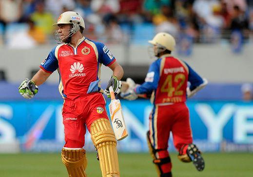 AB de Villiers Parthiv Patel