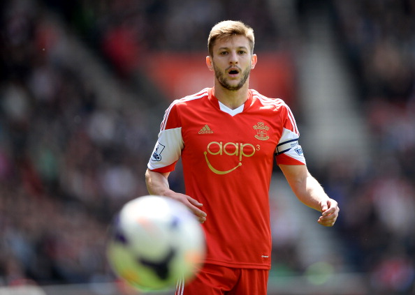 Liverpool make £20m bid for Southampton star Adam Lallana