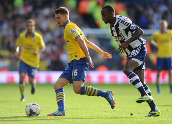 West Bromwich Albion v Arsenal - Premier League