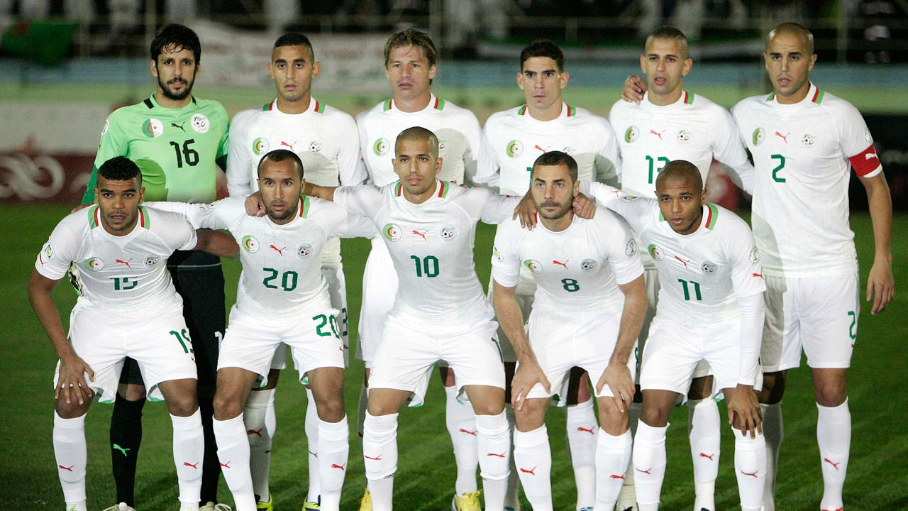 Coach Vahid Halilhodži? announces Algeria's World Cup squad