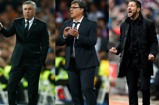 All 3 coaches in the La Liga need to get their teams together at the business end of the season