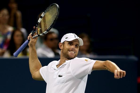 Andy Roddick - the last male American Slam champion