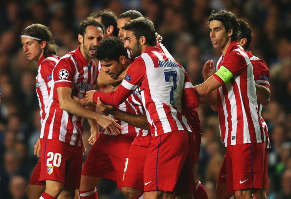 Atletico Madrid Chelsea squad cost