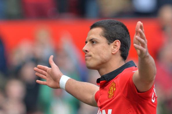 Javier Hernandez Aston Villa