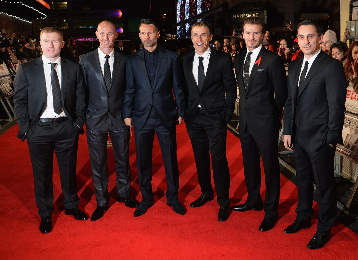 Manchester United legends to play again in friendly