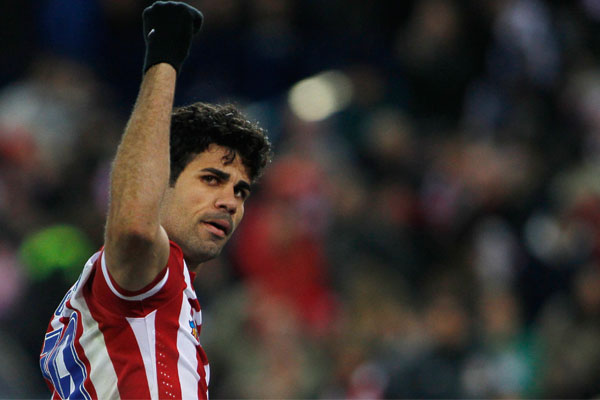 Costa has been on Chelsea's radar for a while now