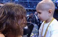 Connor at WrestleMania 30