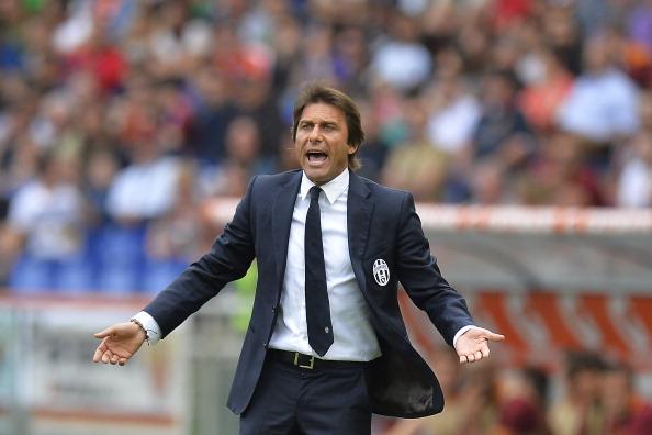 Antonio Conte extends his contract at Juventus