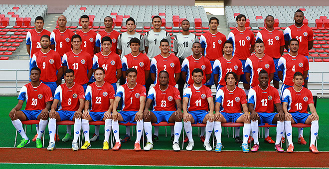 Costa Rica World Cup squad announced