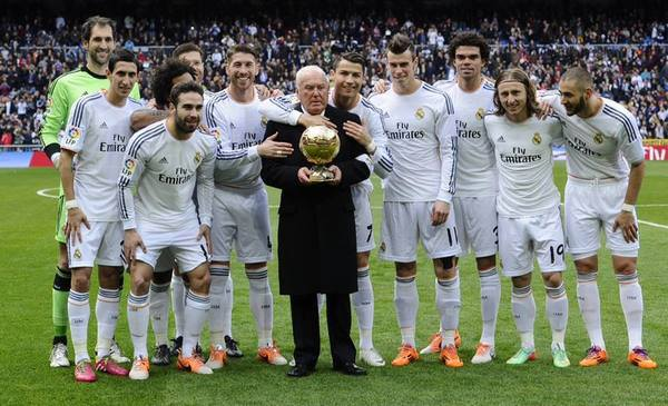 Real Madrid Forbes