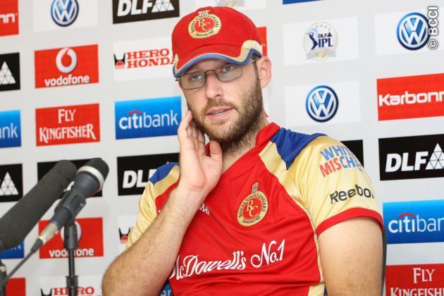 Daniel Vettori RCB