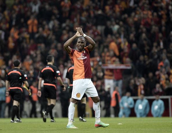 Didier Drogba of Galatasaray