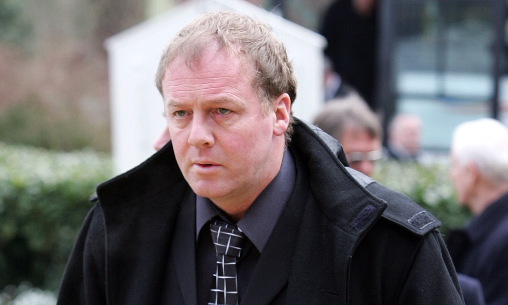 Kerry Dixon arrested on suspicion of dealing drugs