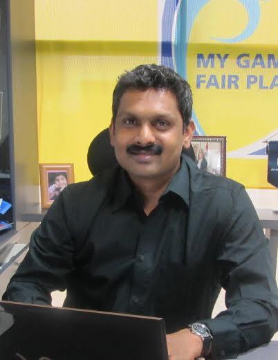 Dr Shaji Prabhakaran