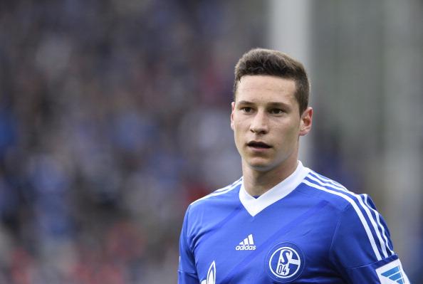 Julian Draxler confirms Schalke stay
