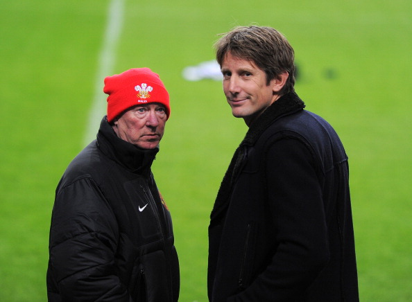 Van Der Sar was offered a coaching role by Sir Alex Ferguson back in 2011