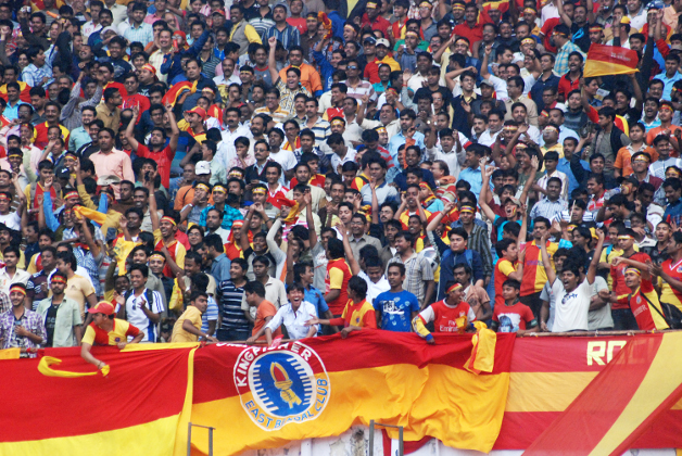 East Bengal fans are passionate but unforgiving