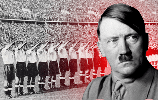 Hitler, Germany, FIFA Football World Cup