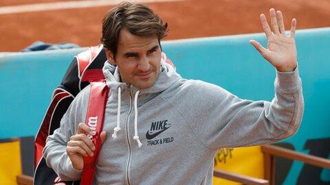 Roger Federer Madrid