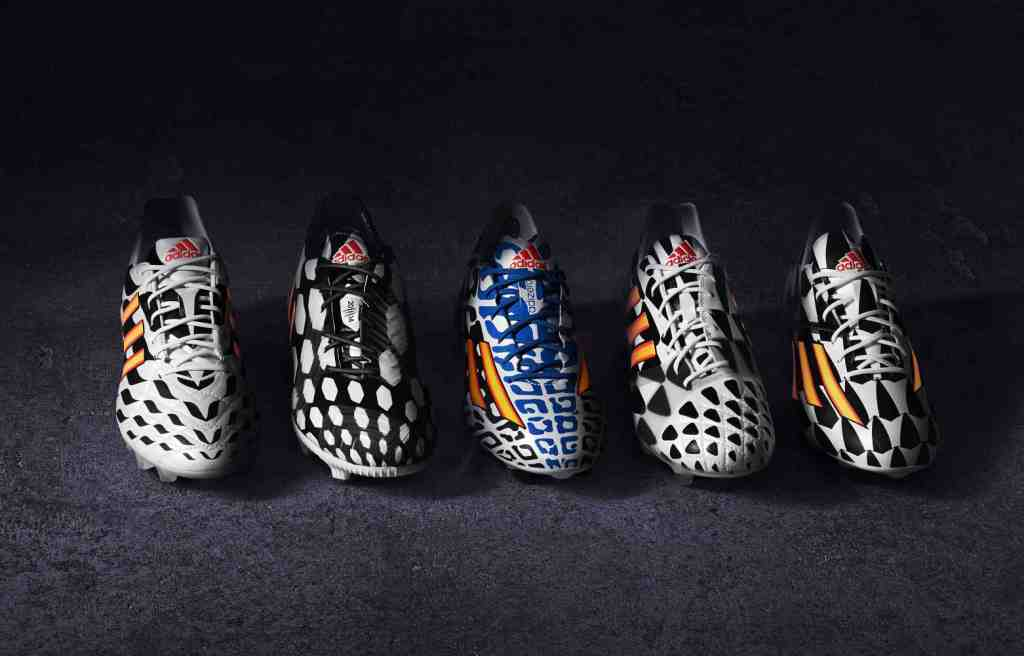 6db49d76932a Adidas launch FIFA World Cup™ boot collection -