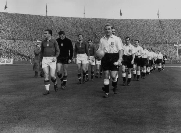 Hungary England 1953
