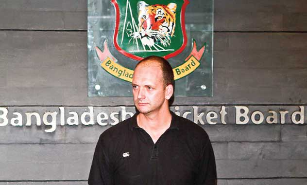 The resignation of Shane Jurgensen is a big blow for Bangladesh cricket