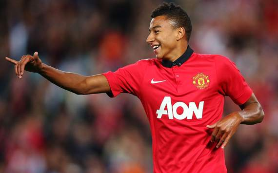 Jesse Lingard has impressed hin his loan spells this season