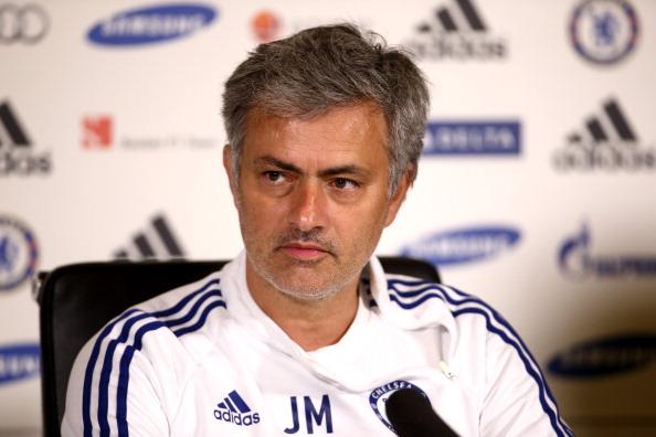 Jose Mourinho Eden Hazard