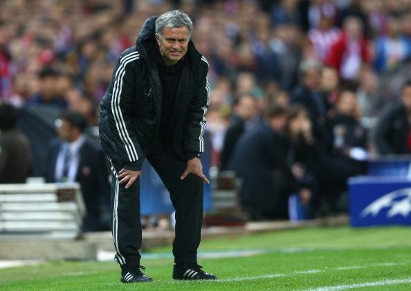 Club Atletico de Madrid v Chelsea - UEFA Champions League Semi Final