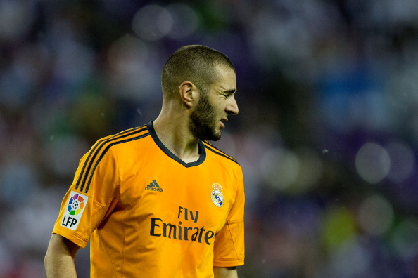 Karim Benzema might be a viable option for Arsenal
