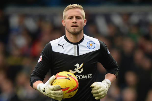 Kasper Schmeichel interesting Arsenal?