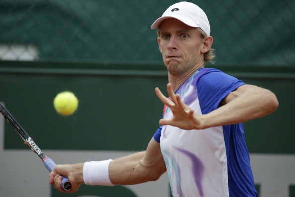 Kevin Anderson – eager to run deep at the French Open
