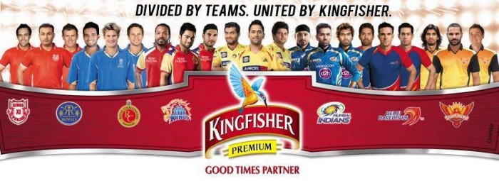 Kingfisher IPL