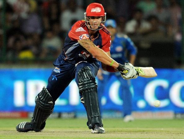 Delhi Daredevils batsman Kevin Pietersen