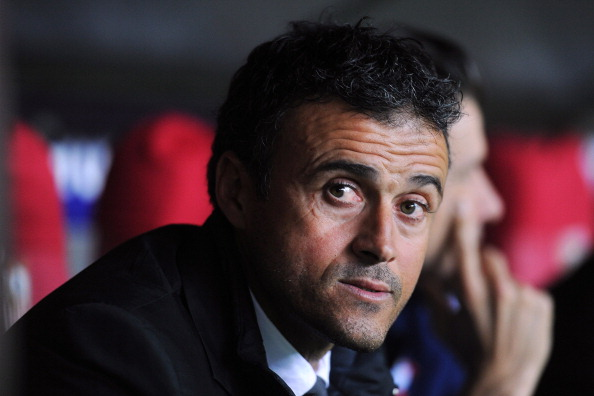 Luis Enrique on the verge of Barcelona move