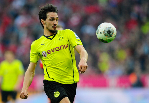 Hummels has been solid for Dortmund over the last 2 years