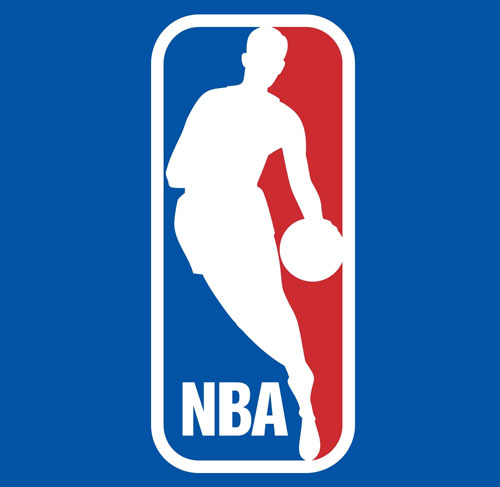 Jerry West NBA logo #2