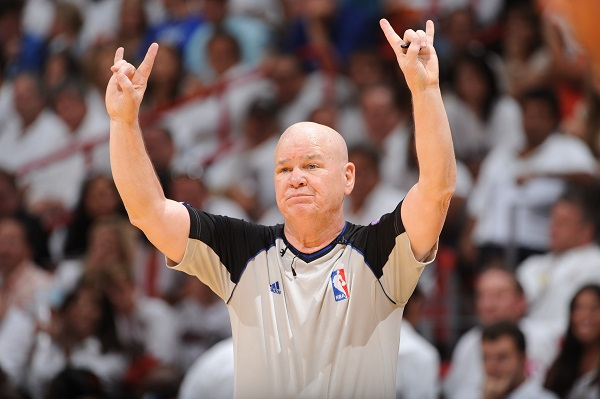 nba referee salary