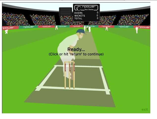 Npower cricket flash game free download | peatix.