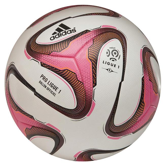New Ligue1 Ball