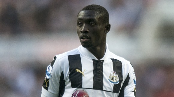 Papiss Cisse out for several months