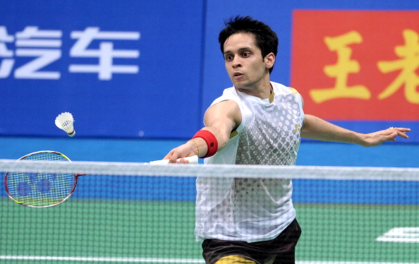 India's Parupalli Kashyap failed to live up to the expectations in the Thomas Cup opener against Malaysia