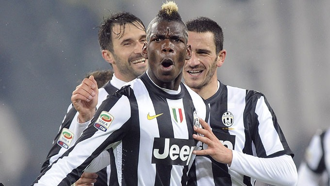 Arsenal are reportedly interested in signing Paul Pogba