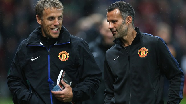 Phil Neville to be sacked by Manchester United