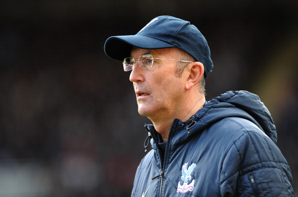 Tony Pulis - Barclays Manager of the Month - April